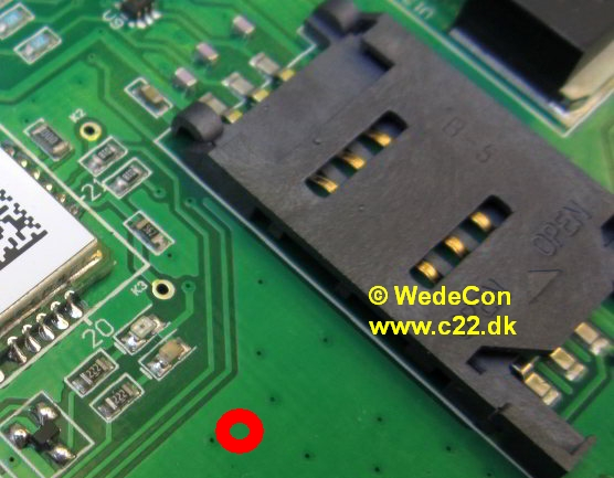 GSM control elektronikudvikling produktmodning
