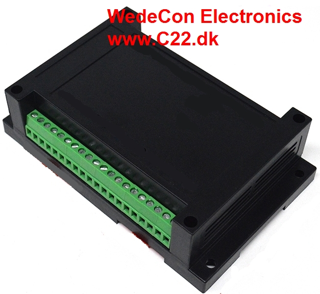 Elektronikudvikling 3G GSM Maskinstyring WiFi