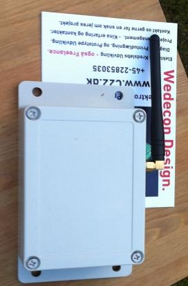 elektronik udvikling GSM Bluetooth RED 2014/53/EU Certificate