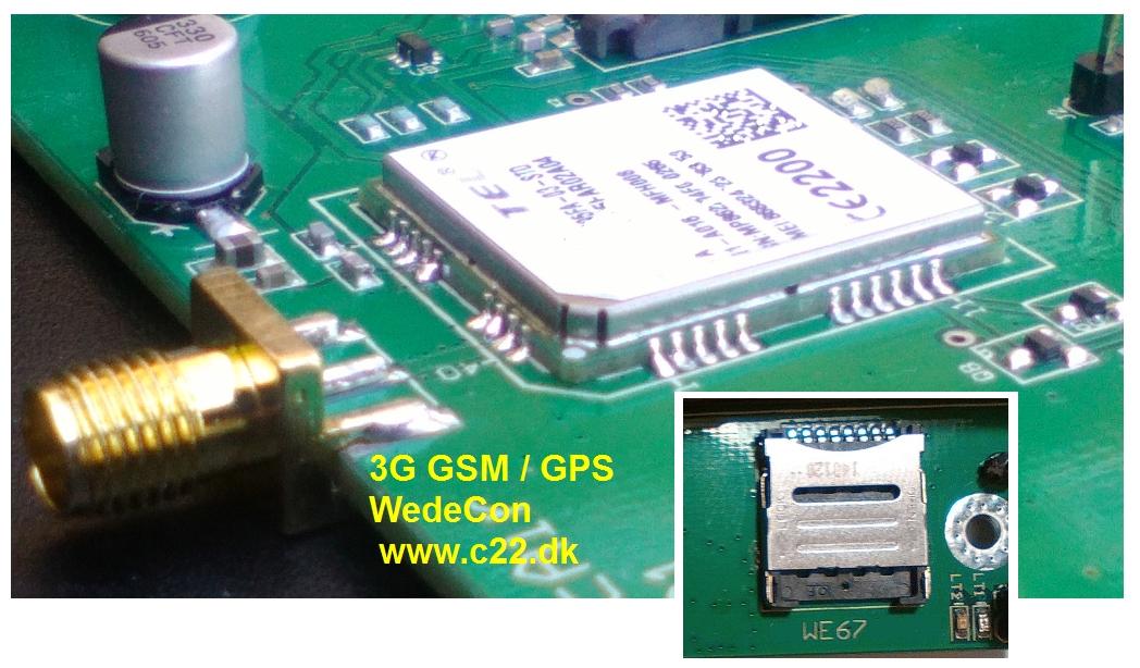 Skræddersyet IoT GSM elektronikudvikling EOT Herning