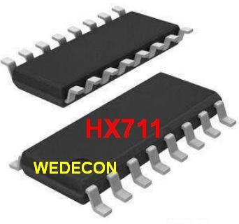 HX711 IC Scale elektronikudvikling HX 711