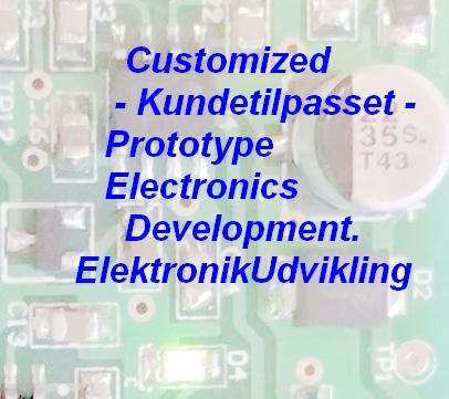elektronikudvikling elektronik udvikling Skræddersyet CJMCU modul udvikling